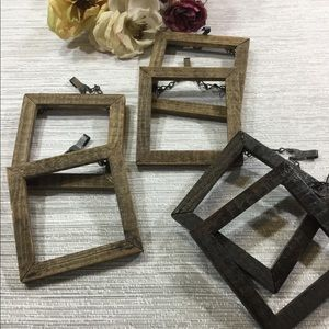 Other - 3 ...Pairs of Wooden Frame For Whatever You NEED